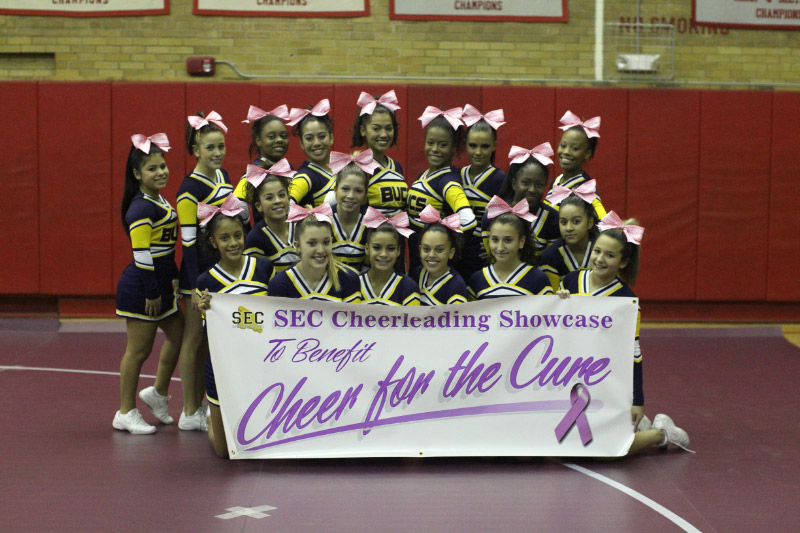 2011 Cheer for the Cure